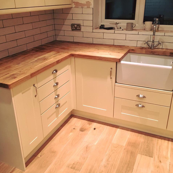 innovation kitchen tiling